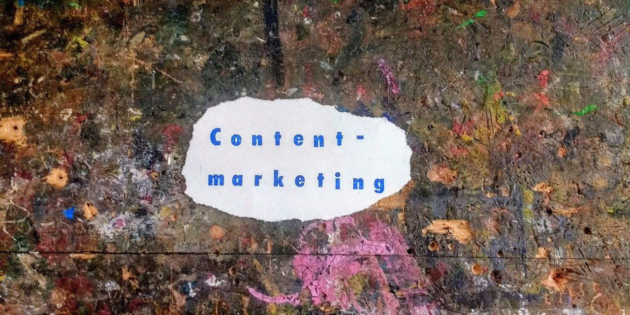 Contentmarketing voor webshops & e-commerce